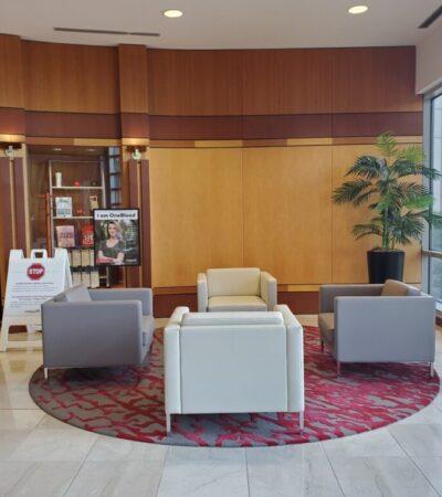 Orlando Waiting room